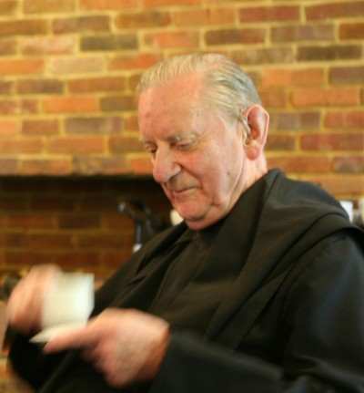 photo of The Rt Revd. Francis Rossiter, OSB, Abbot President Emeritus,