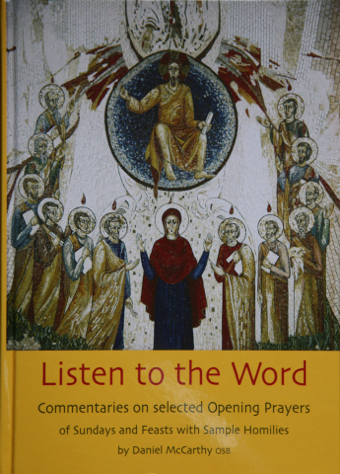 photo of book cover: Listen to the Word