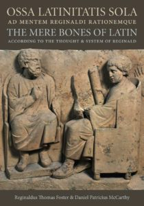 cover image The Mere Bones of Latin; Text of Latin for the Deaf