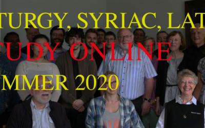 Online Courses Summer 2020